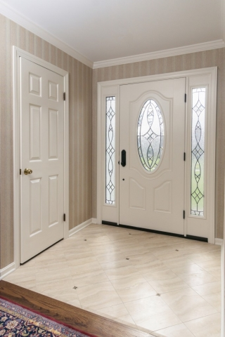 home remodeling photo - foyer