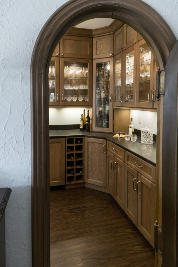 kitchen bar remodeling photo