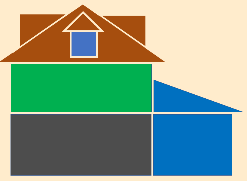 illustration of first floor home addition in Cleveland OH